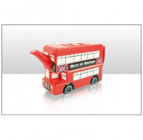 Bus Miniature Teapot