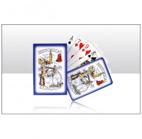 Historical London Playing Cards