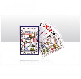Sights of London - Playing Cards