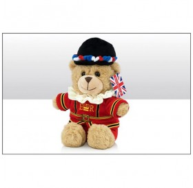 Beefeater Bear Soft Toy 18cm