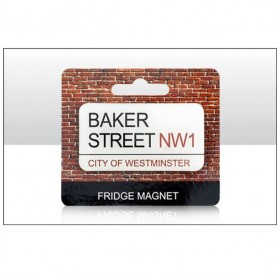 City of Westminster Baker Street Epoxy Magnets