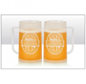 London Beer Tankard 400ml