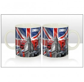 Capital London Jumbo Mugs