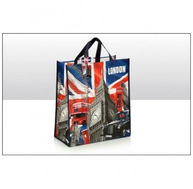 Capital London Themed Non Woven Shopping Bags