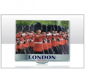 London Marching Guards Foil Stamped Magnets