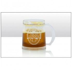 Cheers from London Beer Tankards 280ml