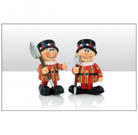 Beefeater Resin Figures 2 Asst