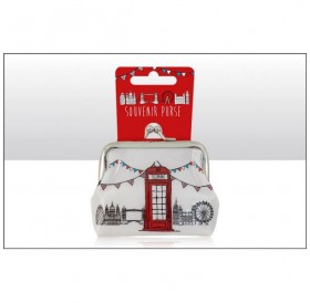 Sketchy Phone Box PVC Purses