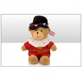 Beefeater Bear Soft Toy 25cm